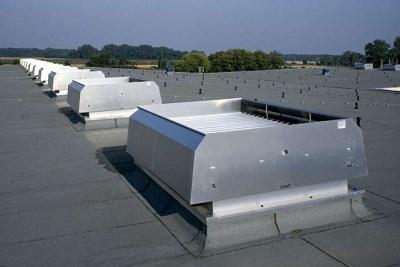 Natural Louvers Ventilators