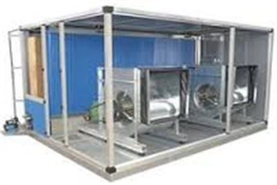 Air Washer Cooling System