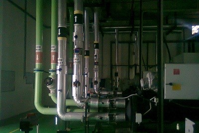 Utility Piping Projects