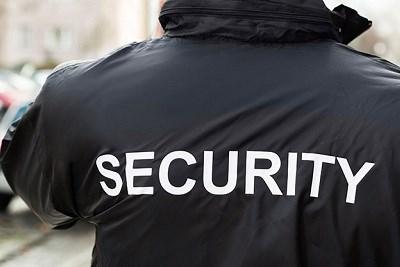 Shops Security Guard Service