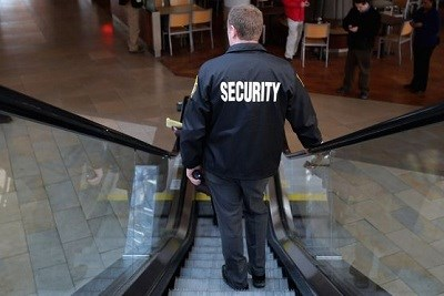 Shopping Mall Security Guard Service