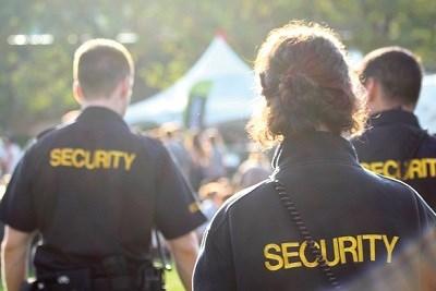 Events Security Guard Service