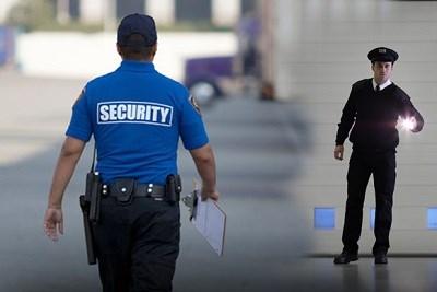 Hospitals Security Guard Service