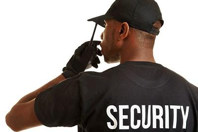 Bank Security Guard Service