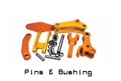 Pins and Bushing