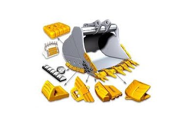 Wear parts for Buckets Protection