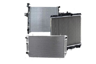 Oil Coolers and Radiator