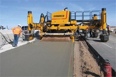 Spares parts Supplier of Slip form concrete paver machine