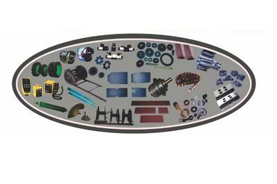 Spares parts Supplier of Sensor paver Asphalt/DLC/WMM