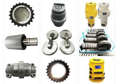 Spares parts Supplier of  Excavator