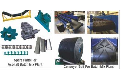 Rmc batch mix plant spares Supplier