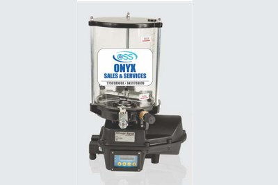 Automatic centralized Lubricating system for Construction Equipments