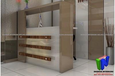 Interior Designer for Commercial