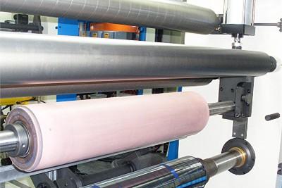 Roto Gravure Rubber Roller