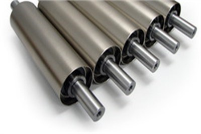 Spiral Straight Grooved Rollers