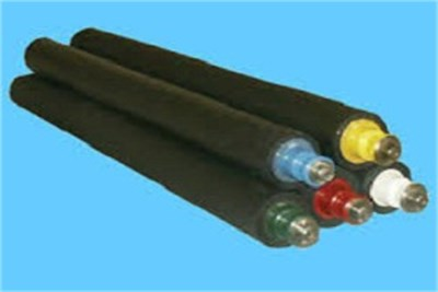 Fabric Rubber Roller
