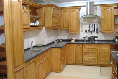 Wooden Modular Kitchen Manufacturers