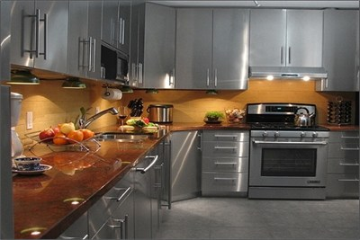 Steel Modular Kitchen Manufacturers