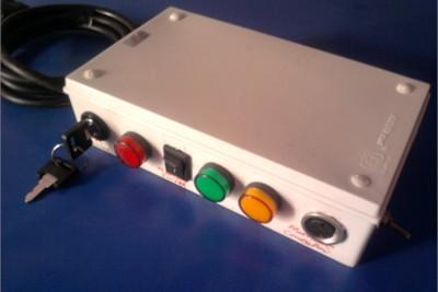 Lift Axle Control Valve Test Unit