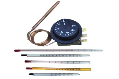 Temperature Sensors And Glass Thermometers Calibration Services