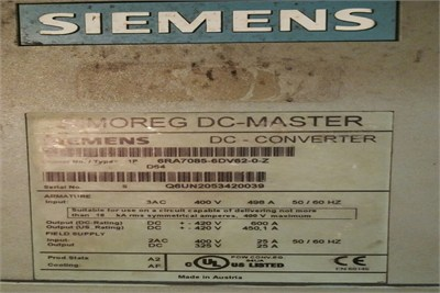 DC drives
