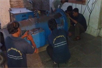 electric motor repairs in bhosari