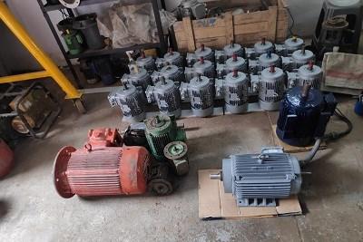Crane Motor Repairing