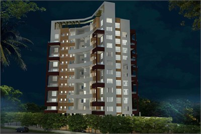 Mangalam Deep Residency and Commercial