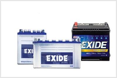 Exide Battery Shops