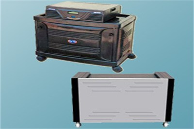 Inverter Battery Trolley
