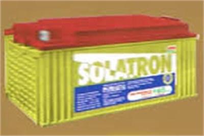 Solatron - Tubular gel VRLA 2V Cell