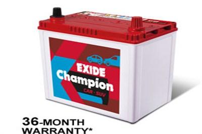 Exide Champion