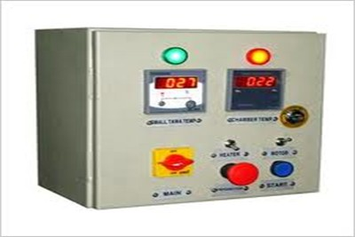 Control Panel glass