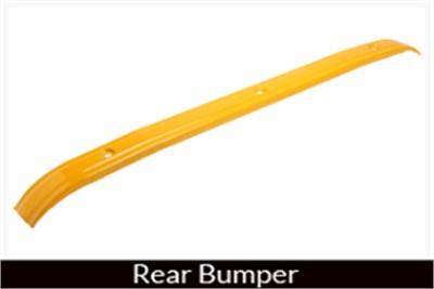 Bumper Rear REFL
