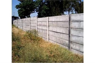 Cementric Compound Walls