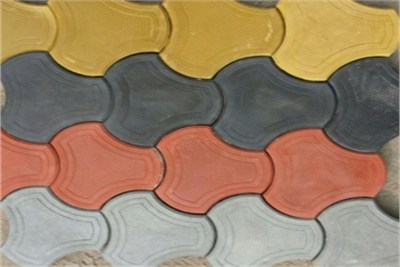PVC Paver Blocks