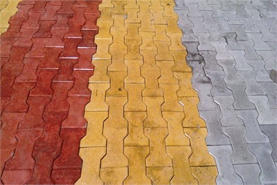 Interlocking Paver Block Manufacturers