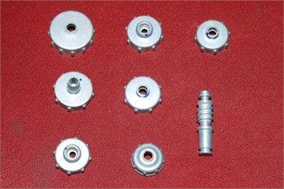 Zinc PDC parts