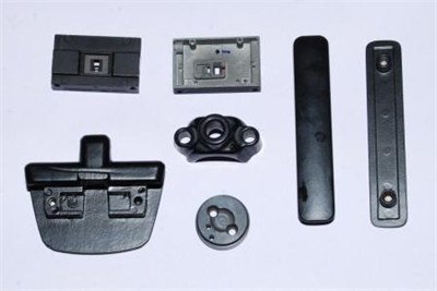 Aluminium PDC Powder coated Parts