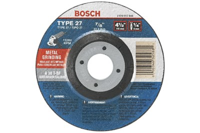 Bosch Grinding Wheel