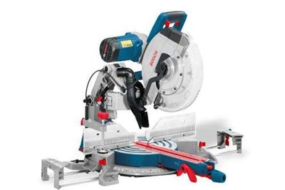 Double Bevel Sliding Mitre Saw-GCM 12 GDL