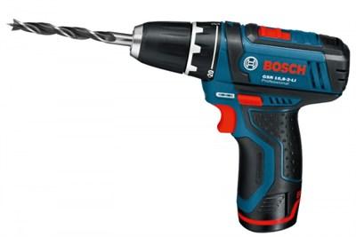 Cordless Drill/Driver-GSR 10.8-2-LI