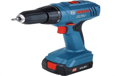 Cordless Drill/Driver-GSR 1080-LI