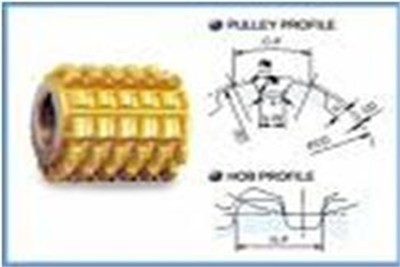 Timing Pulley Hobs