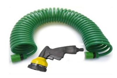 Coiled Hoses