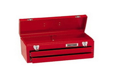 Tool Box 18 Inch 2 Drawer