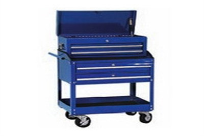 Flip Top Roll Cab 2 Drawer
