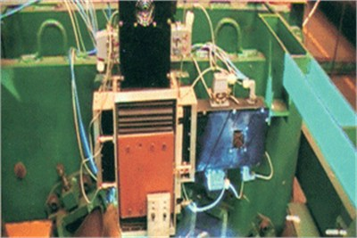 LASER Vision Weld Joint Tracking System