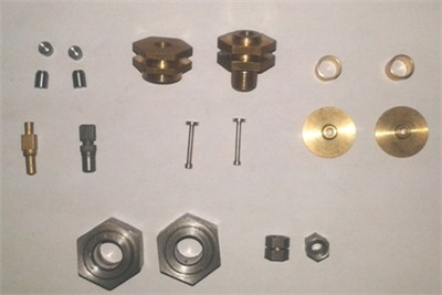 Manufacturing of Precision Turned Parts