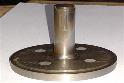 Aluminum Cold Forging Top Key Punch